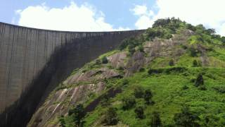 Idukki kulamavu Dam Video,