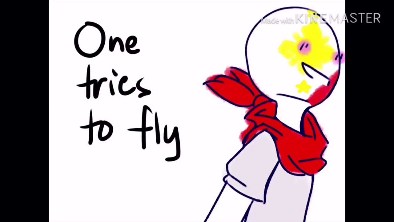 Two Birds Countryhumans Philippines And Martial Law Animatic