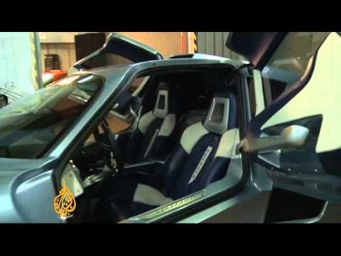 Italy family seeks to jump start economy with luxury car business