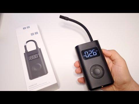 Review Compresor Portabil Pe Baterie Xiaomi Mi MJCQB02QJ | Test Si Experienta Mea