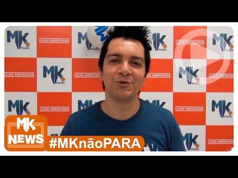 Regis Danese - Tarde de Autógrafos do CD #Profetizo (#MKnãoPARA)