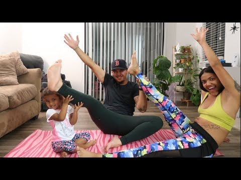 hilarious-family-yoga-challenge!