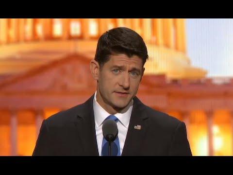 Paul Ryan FULL Speech at the Republican Convention