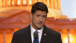Paul Ryan FULL Speech at the Republican Convention