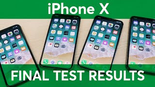 iPhone X Final Test Results | Consumer Reports