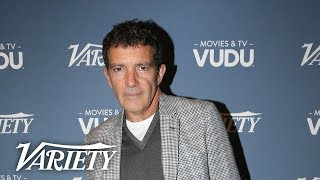 Q&A with Antonio Banderas  - Variety Screening Series | presented by Vudu