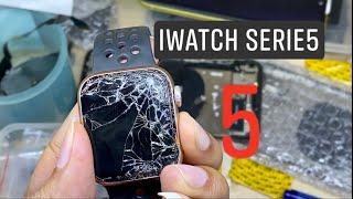 iwatch serie5 restoration...(4k videos)