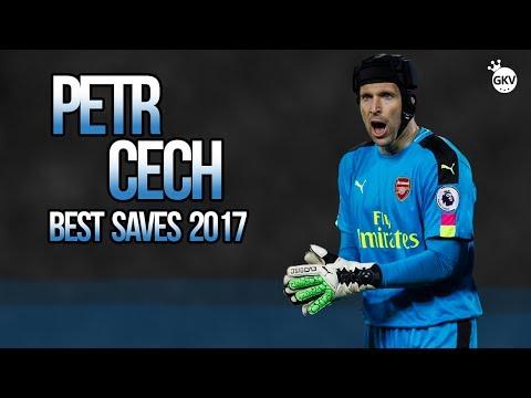 Petr Cech ● Best Saves 2017