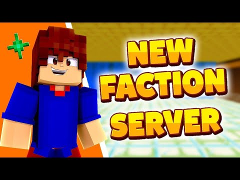 The Journey Begins! - [NEW] MCPE Faction Server (Minecraft PE Factions)