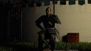 The best part of Shogun Total War was probably the assasination vid...
