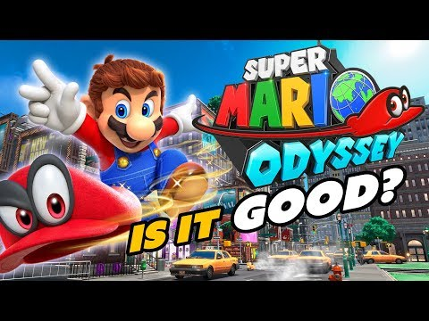 Super Mario Odyssey: Is It Good? - The Know Game News