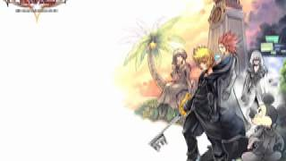 Kingdom Hearts 358/2 Days Music - Dearly Beloved