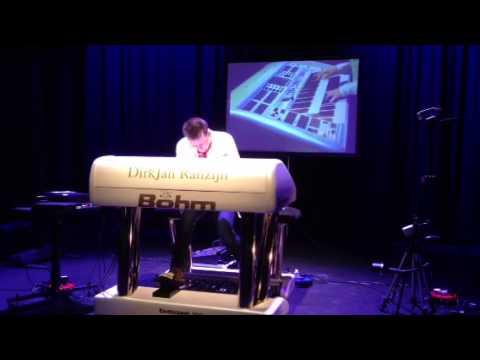 Dirkjan Ranzijn, We are the Champions,(Queen), Nottingham Organ Society