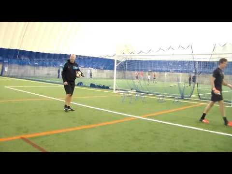 Luke Anderson Training Video