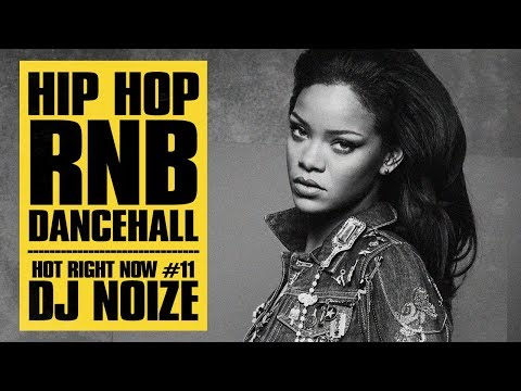 🔥 Hot Right Now #11 |Urban Club Mix November 2017 | New Hip Hop R&B Dancehall Songs |DJ Noize Mix