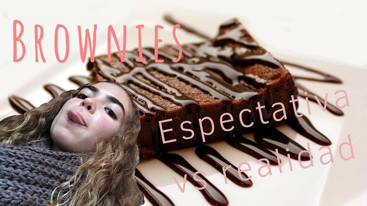 Probando recetas de Tasty! (Brownies)/ Termina mal...