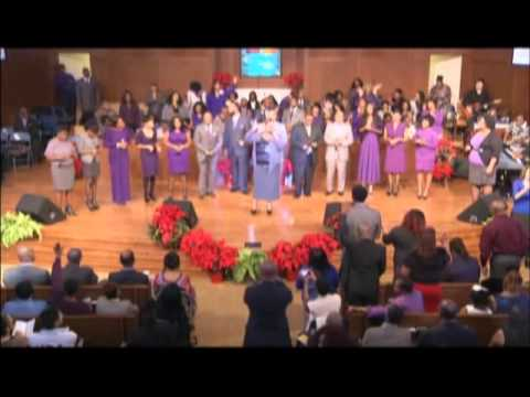 Minon Bolton and the Praise Team Sing