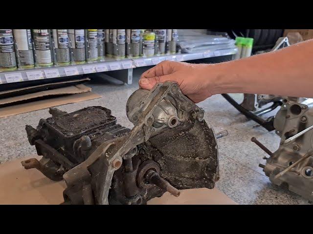 Steyr Puch 500 S Getriebe (Fiat 500 F) Unterschiede zu Fiat 126