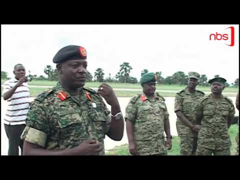 UPDF Begins Withdrawing from Central African Republic