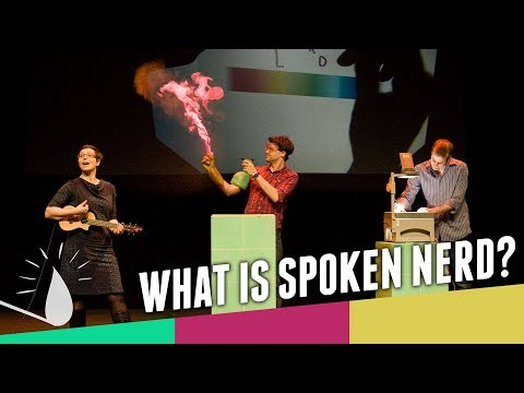 What is Festival of the Spoken Nerd?