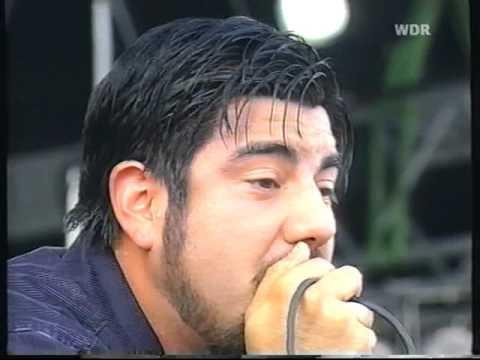 Deftones - Live at Bizarre Festival 2000 [FULL SHOW]