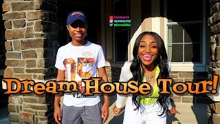 Empty House Tour, We bought our Dream Home!