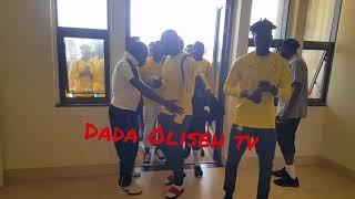 Ghana Black Satellites Arrival Ahead Of Their U-20 Qualifier Against Benin