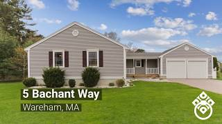 5 Bachant Way, Wareham, MA 02571