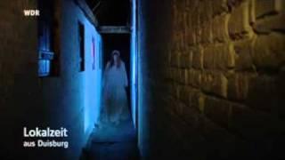 Weisse Frau - Geist in Kleve - Ghost in Germany