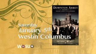"Downton Abbey Season 3 ""High Tea"" Event"