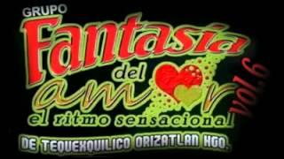 CD Vol. 6 Fantasia del Amor el Ritmo Sensacional (en vivo)