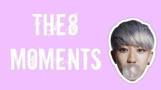 ❈ SEVENTEEN    The8/Minghao Moments ❈