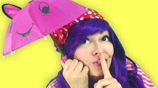 Lluvia Lluvia Vete Ya 2 | Canciones infantiles | Lily Fresh Songs Cancion