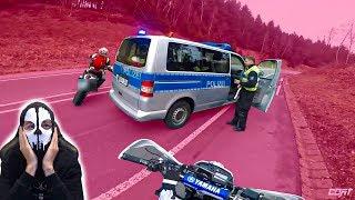 POLIZEI VS. MOTORRADFAHRER | Moji reagiert