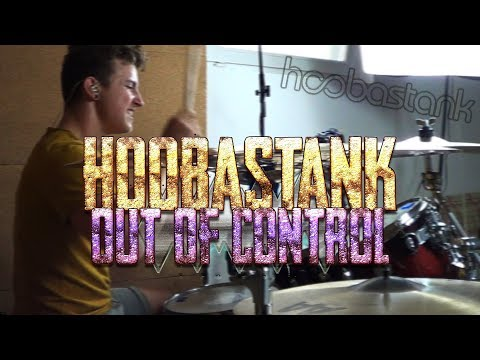 """Hoobastank """"Out Of Control"""" (DRUM COVER)"""