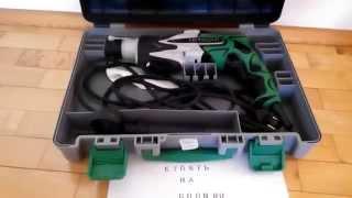 Отзыв о перфораторе Hitachi DH24PC3 видео обзор перфоратора Hitachi DH24PC3 смотреть