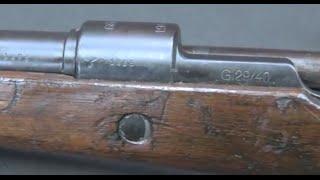 Gewehr 29/40 Mauser
