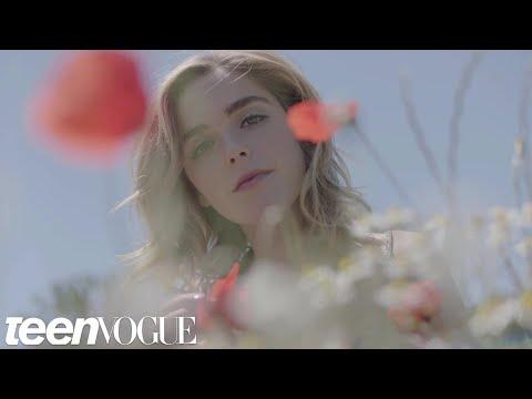 Kiernan Shipka Visits the Chanel Fragrance Fields in Grasse, France | Teen Vogue