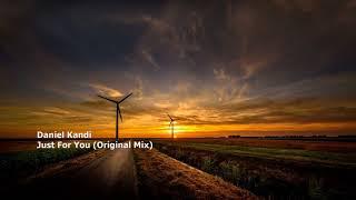 Daniel Kandi - Just For You (Original Mix)[ANJ199D]