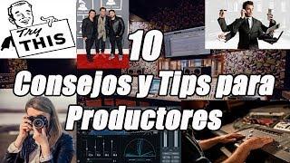Baixar 10 Consejos y Tips para Productores de Música Electrónica