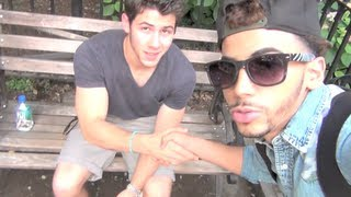 CHILLIN' WITH NICK JONAS! (ASAVlogSundays Week 36)