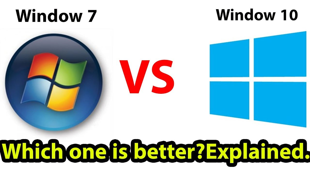 Which Windows is better - 7 or 8 85