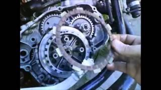 como cambiar embragues motor minarelli am6 team trucajes