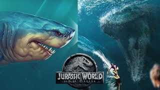 Can The Military Program An Aquatic Monster To Hunt Down The Mosasaurus? | Jurassic World Theory
