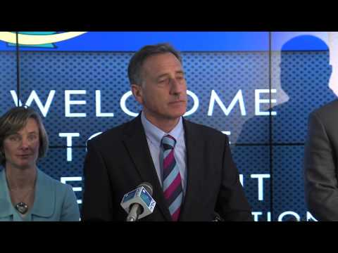 Vermont Governor Peter Shumlin Press Conference | April 17, 2014