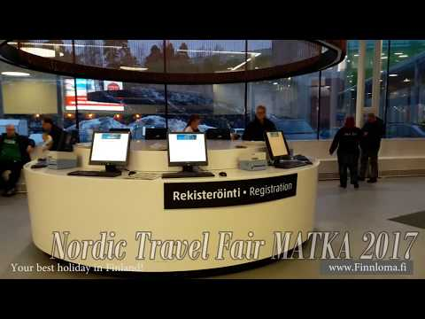 Matkamessut 2017 - Nordic Travel Fair MATKA 2017, Helsinki - Finnloma.fi
