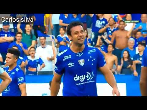 Cruzeiro 2 x 0 Santos - Melhores Momentos - Campeonato Brasileiro 18/08/19. Série A