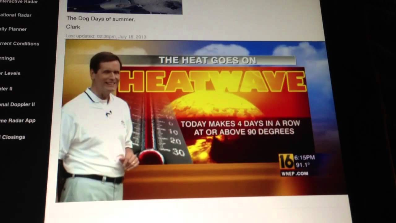 WNEP Channel Lucy On The News YouTube - Wnep radar