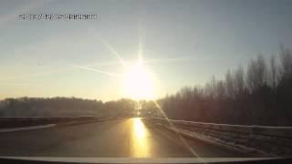 INCREDIBILE - Pioggia di meteoriti negli Urali, si contano almeno 100 Feriti thumbnail