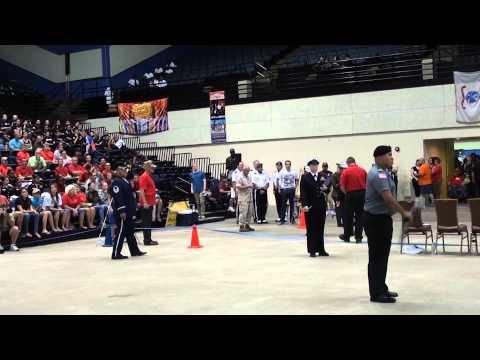 Oscar Arroyo - 2015 - Solo - World Drill Championships